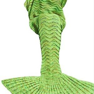 Other - Mermaid tail blanket. Crochet